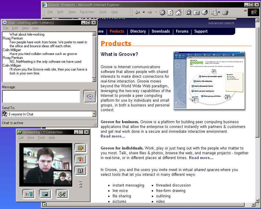 how to do netmeeting How to start netmeeting on microsoft windows xp and vistaby norman williams   starting netmeeting with windows xp:  do not install yet.